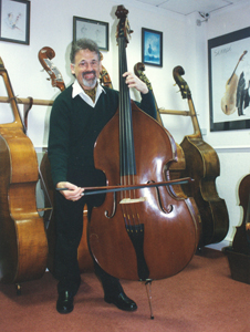 gary karr with double bass